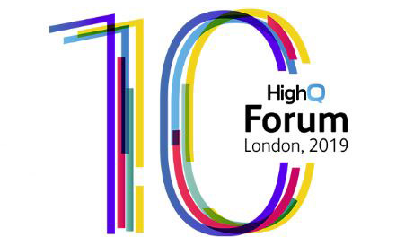 HighQ Forum London 2019 – Sarah Barrett-Vane To Speak