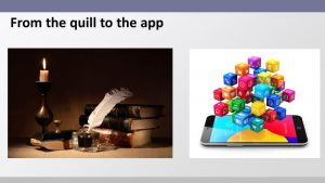 From the quill to the app - Theme 2: Lawyers and Change